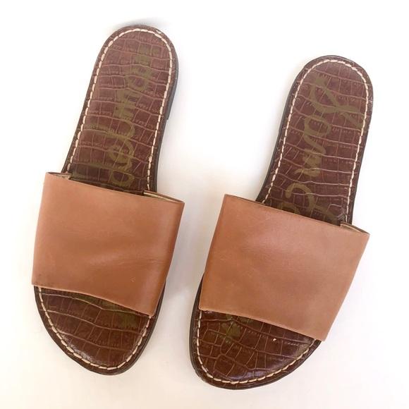 328dbd1ba86 Sam Edelman gio slide sandals